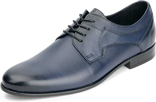 TAPI noir 362880, Chaussures à Lacets et Coupe Classique Homme