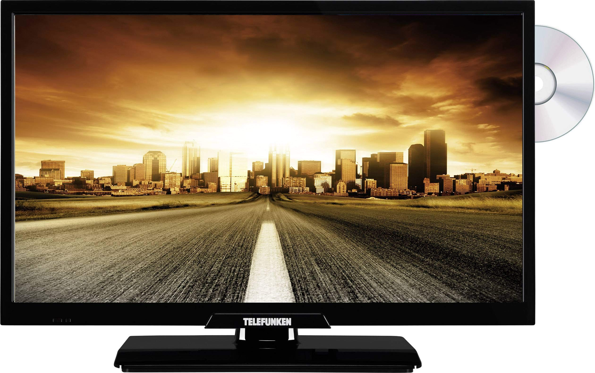 Telefunken D22F342A LED-TV 55cm 22 Zoll EEK A (A++: Amazon.es: Electrónica