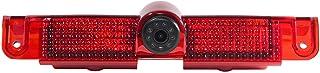 EWAY Third 3rd Brake Light Backup Rear View Camera for Chevrolet Express/GMC Savana Explorer 1500 2500 3500 2003-2019 Van ... photo