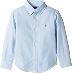 Cotton Oxford Sport Shirt (Toddler)