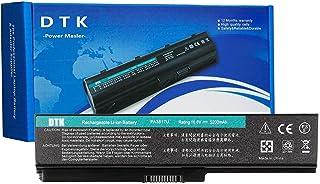 DTK Batería de Repuesto para Portátil Toshiba Pa3817u-1brs PA3818U-1BRS Pa3819u-1brs Satellite C600 L640 L650 L650d L655 L700 L745 L755d M640 M645 P745 P755 P775 Series (6-Cell 4400mah)