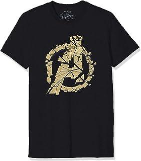 Marvel Avengers Cracked Camiseta para Hombre