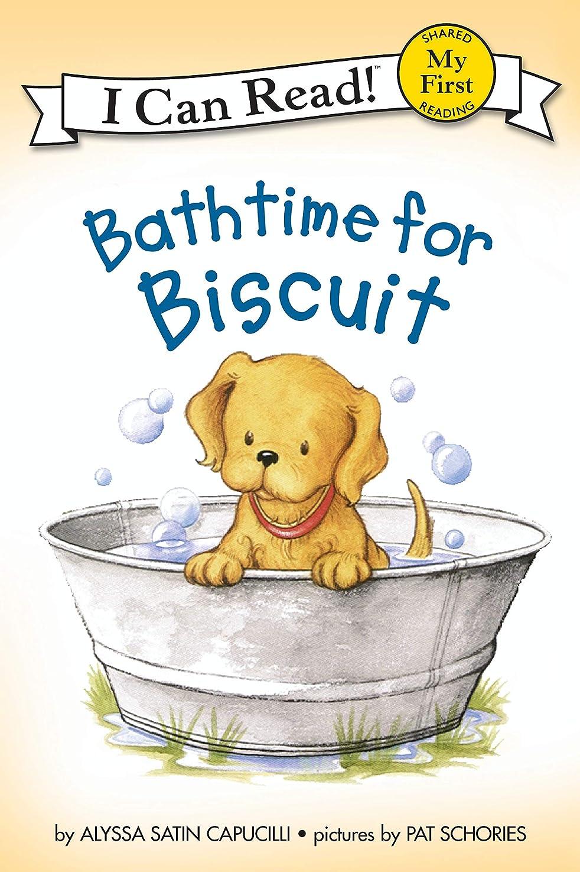 たまにヘルメット著名なBathtime for Biscuit (My First I Can Read) (English Edition)