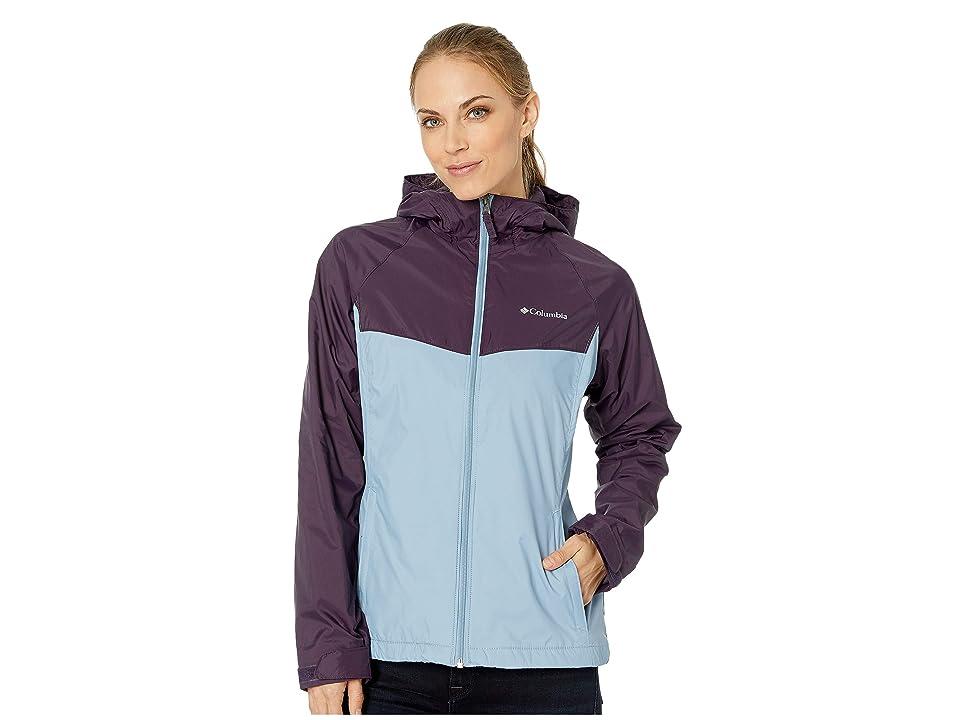 Columbia Switchbacktm Fleece Lined Jacket (Dark Mirage/Dark Plum) Women