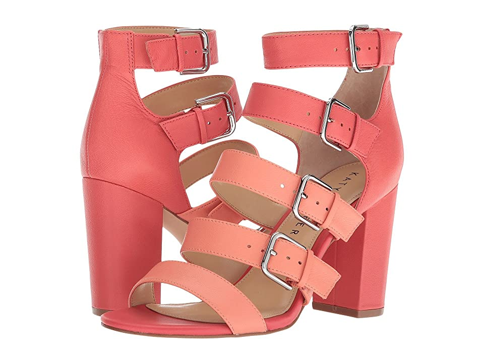 Katy Perry The Lizette (Pop Pink/Coral Soft Tumbled Leather) Women