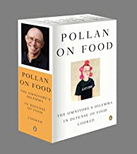 Pollan on Food: Cooked, in Defense of Food, the Omnivore's Dilema