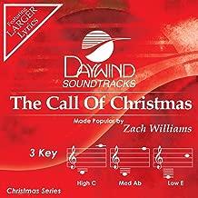 Call Of Christmas Accompaniment/Performance Track