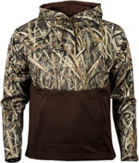 Gamehide Marsh Lord Waterproof Hybrid Waterfowl Hoodie