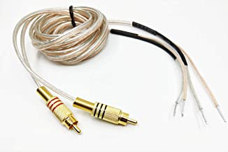 Best speaker wire rca to bare wire Reviews