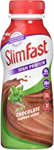 SlimFast High Protein Meal Replacement Ready-to-Drink Shake Mint Chocolate Flavour 325ml Pack of 6 Estimated Price : £ 8,99