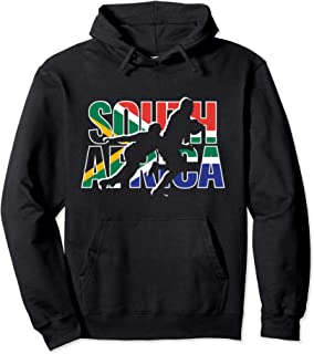 2020 South Africa Rugby T Shirt Fans Kit Gift for Springboks Pullover Hoodie