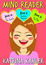 MIND READER : Part Four - Books 10, 11 & 12: (Diary Book for Girls aged 9-12)