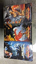 Set of 3 Dragon Lance Fifth Age Books (The Day of the Tempest, The Eve of the Maelstrom, The Dawning of a New Age)