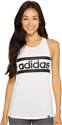 adidas - Linear Classic Performer Tank Top