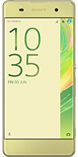 Sony Xperia XA Ultra F3213 16GB GSM 21MP Camera Phone - Lime Gold