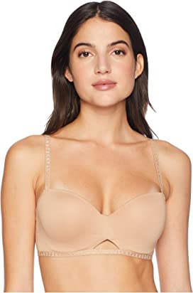 d4e0549ea6c2e Wacoal Petite Embrace Lace Push-Up Bra 75891 at Zappos.com