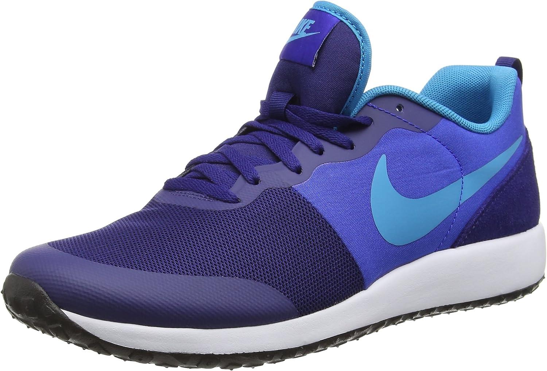 Nike Mens Elite Shinsen Mesh Trainers bluee