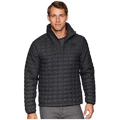 The North Face ThermoBall Pullover (Asphalt Grey) Men