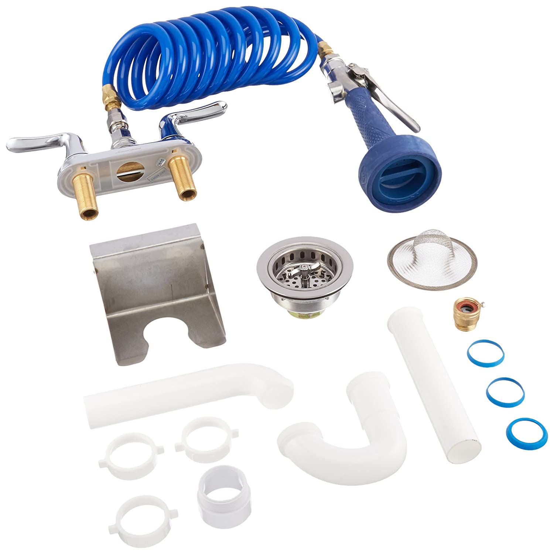 Price reduction TS Brass PJ-108H-CH01 Pet Market Hi-Flow Jet Fi-Fi Coile Spray free