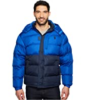 U.S. POLO ASSN. - Color Block Bubble Jacket