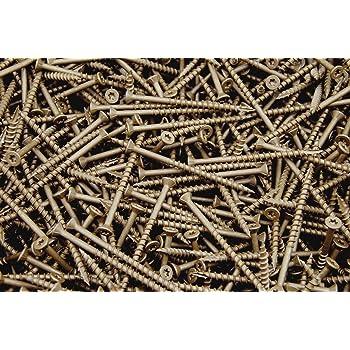 Grip Rite P212STBK Wood-Screws Home Improvement 2.5 2.5 Jensen