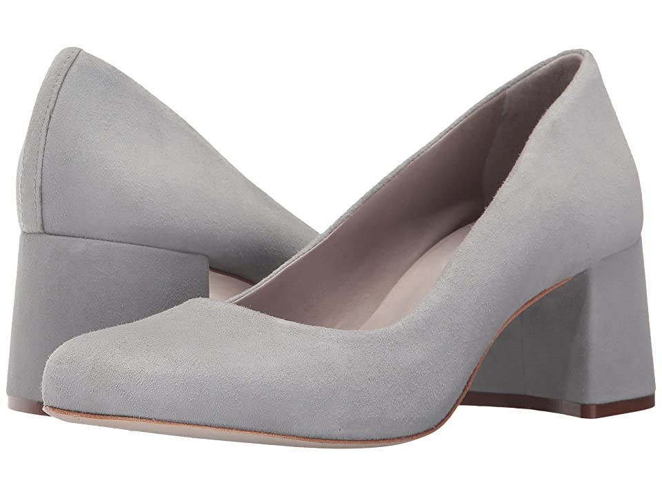Bernardo Jackie (Light Grey Suede) Women