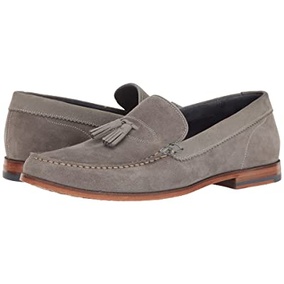 Ted Baker Dougge (Light Grey Suede) Men