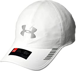 0d70477e62b White White Silver. 10. Under Armour. Launch AV Cap