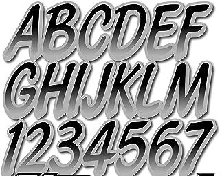 Stiffie Whipline Black/Silver 3