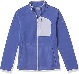Columbia Youth Fast Trek III Fleece Full Zip Jacket, Warm Comfort
