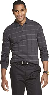 Van Heusen Men's Jaspe Windowpane Shirt