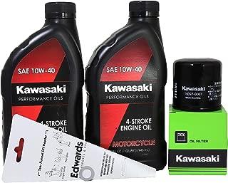 2006 Kawasaki KFX700 Oil Change Kit