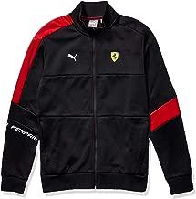 ferrari t7 track jacket