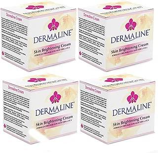 Dermaline Cream 2oz ( Bundle of 4 )