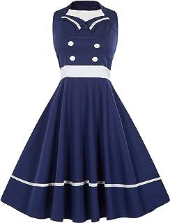 Amazon.com: sailor - Dresses / Plus-Size: Clothing, Shoes ...