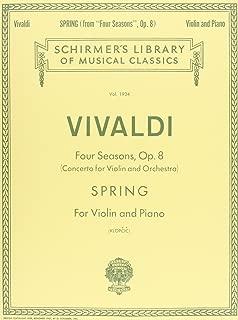 Best vivaldi spring sheet Reviews