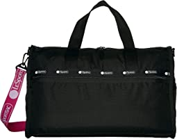 Black/Pink Strap