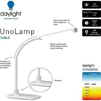 Daylight Smart clip on lamp