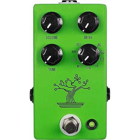 JHS Bonsai 9-Way Screamer Overdrive Guitar Effects Pedal