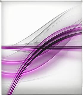 Blindecor Estor Enrollable translúcido, Tela, 130 x 180 cm