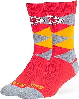 NFL Men's OTS Blaine Dress Sock