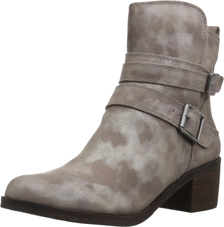Lucky Brand Womens Cordeena Combat Boot