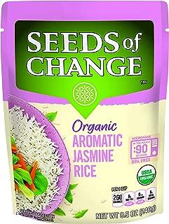 SEEDS OF CHANGE Organic Jasmine Rice (12pk)
