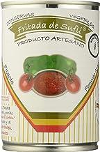 Conservas de Sufli, Conserva de pimiento (Carbón y tomate, Toque de picante) - 12 de 465 gr. (Total 5580 gr.)