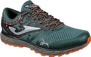 Joma SIMA Men 2027 Verde - Trail Running Técnico Hombre Cordones