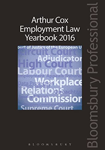 Books By Arthur Cox Employment Law Group_arthur Cox Employment Law ...