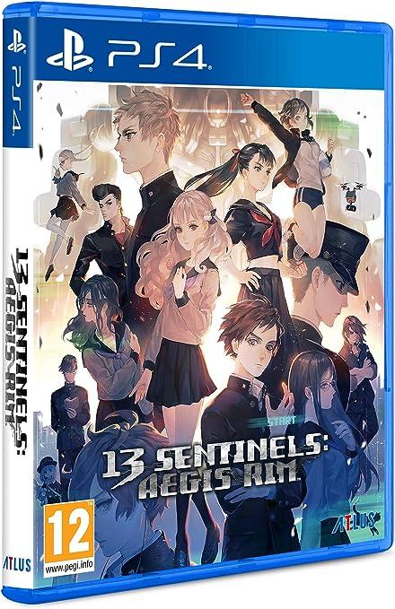 13 Sentinels - Aegis Rim - PlayStation 4 [Importación italiana]