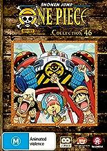 One Piece [Uncut] Collection 46 | Episodes 553-563 | NON-USA Format | PAL | Region 4 Import - Australia