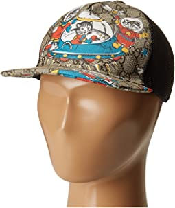 Gucci Kids Hat 4817573HC48 (Little Kids/Big Kids)