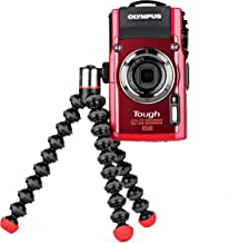 JOBY GorillaPod Magnetic 325: A Magnetic Tripod for Point & Shoot and Small Cameras up to 325 Grams (Renewed)